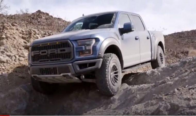 2019 Ford F-150 Raptor Trail Control | Ford 2019 sales