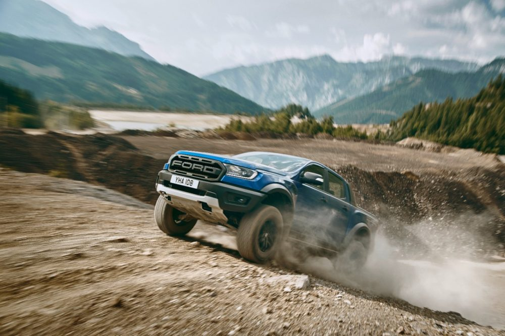 2019 Ford Ranger Raptor | Ranger Raptor Pegged as Best Truck for the Apocalypse