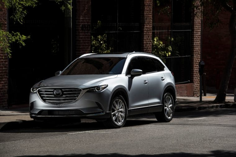 mazda cx 5 and cx 9 win spots in car and driver 39 s 10best list the news wheel. Black Bedroom Furniture Sets. Home Design Ideas