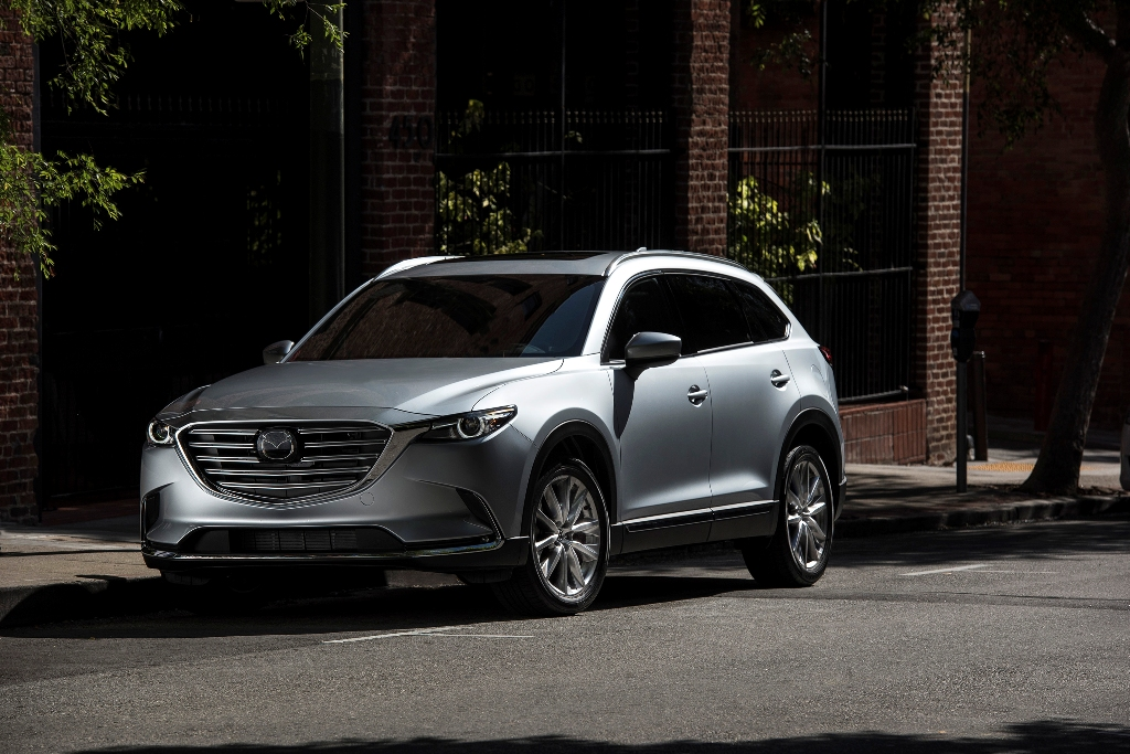 2019 Mazda CX-9 Overview - The News Wheel