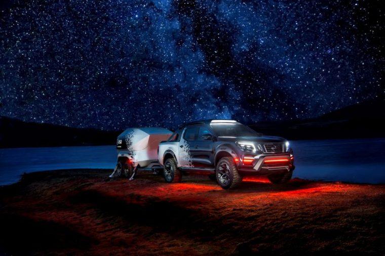 Nissan Navara Dark Sky Concept