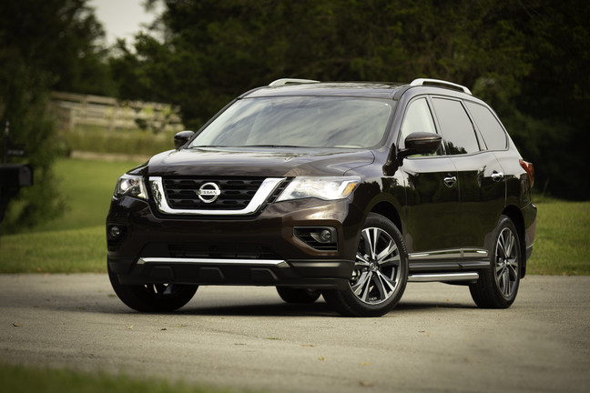 2019 Nissan Pathfinder Gets Official US Price Tag - The ...