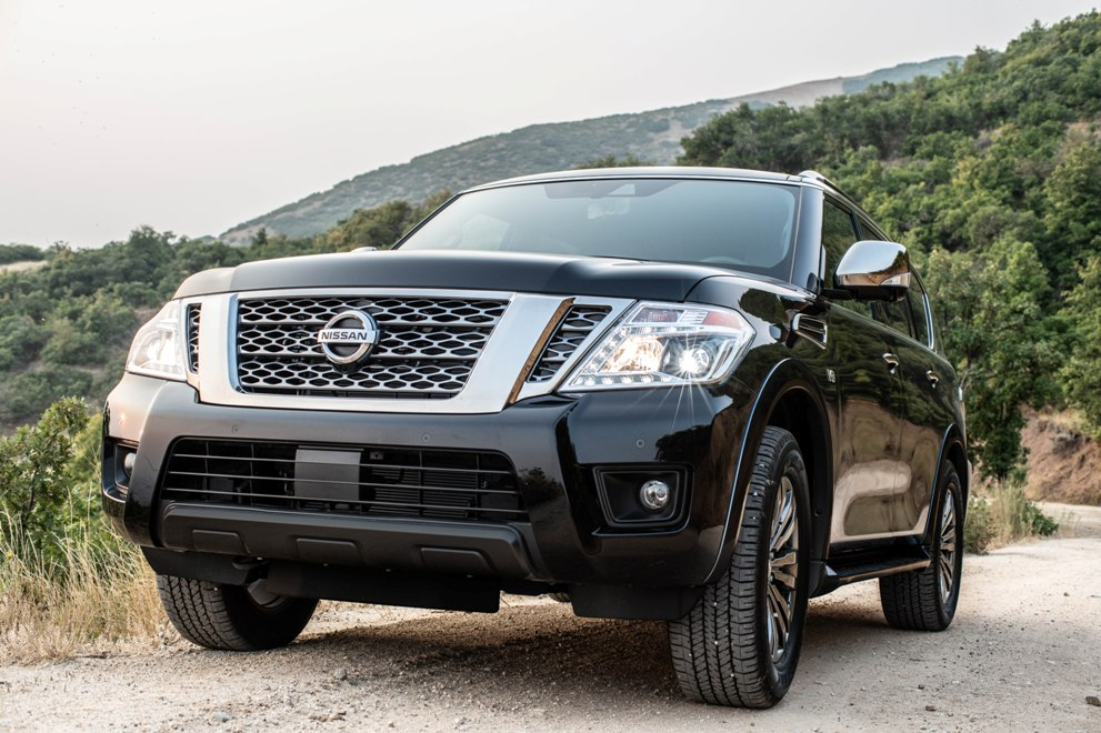 2019 nissan armada wins 5 year cost to own award from kelley blue book the news wheel. Black Bedroom Furniture Sets. Home Design Ideas
