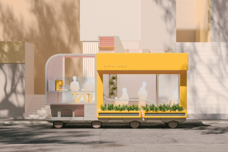Cafe on Wheels