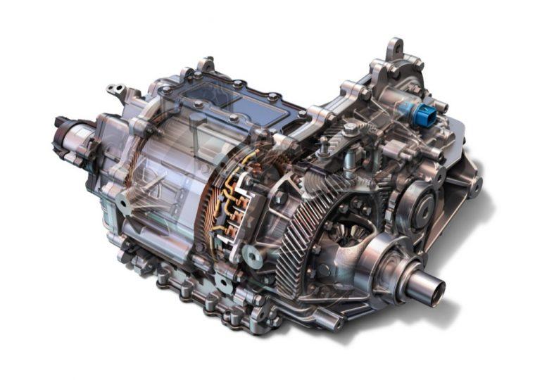 Chevrolet Bolt EV electric motor