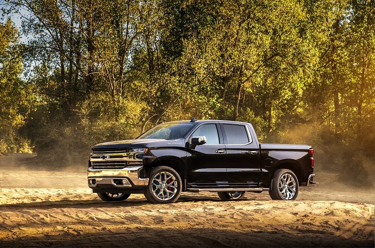 Want to Customize a 2019 Chevy Silverado? These 4 Concepts ...