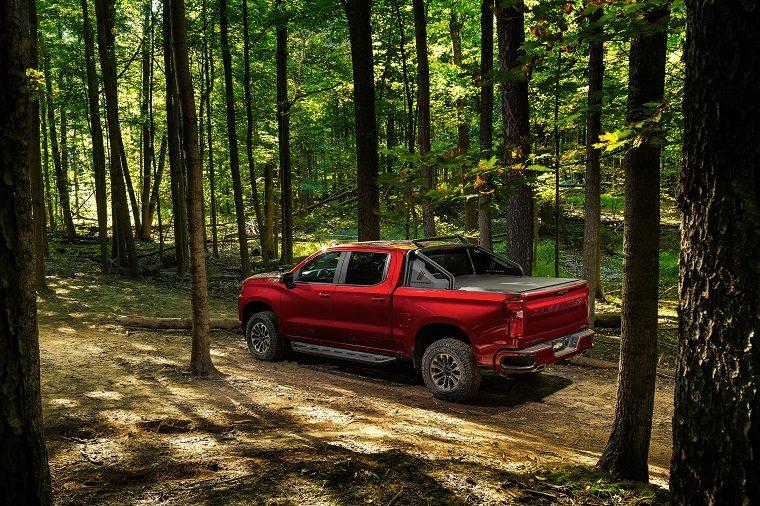 2019 Chevrolet Silverado 1500 customization and accessories