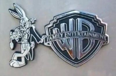 Chevy Venture Warner Bros Edition bugs bunny badge logo minivan