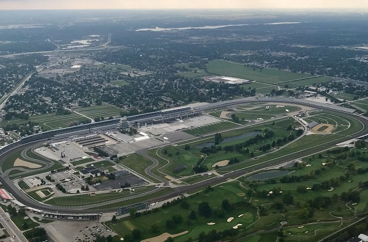 Google Maps Adds 360-Degree View of Indy 500 Race Day - The