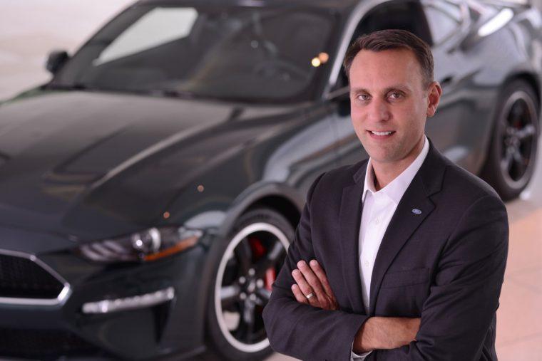 Enterprise Product Line Management VP Jim Baumbick