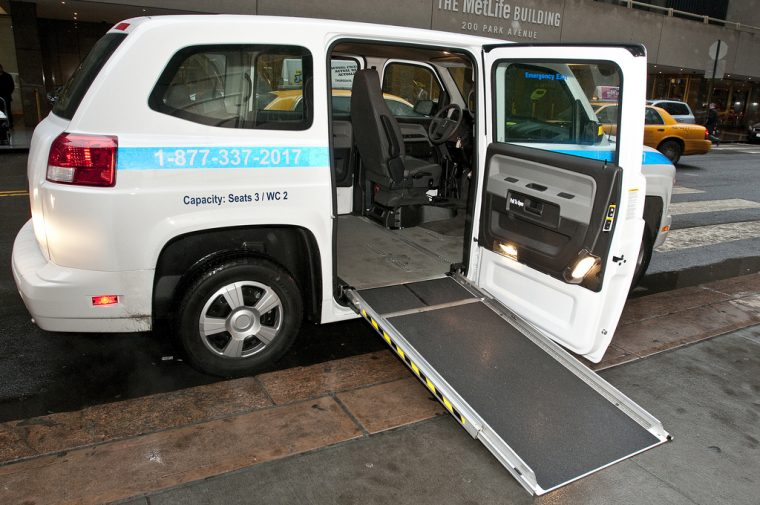 Self-Driving Cars Impact Disability Mobility handicap accessible vans cars wheelchair ramp