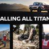Nissan Calling All Titans Campaign
