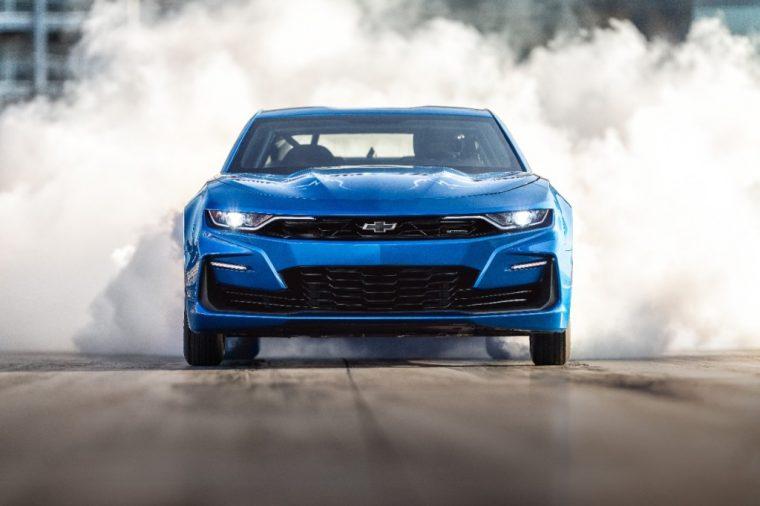 2018 SEMA Chevrolet eCOPO Concept