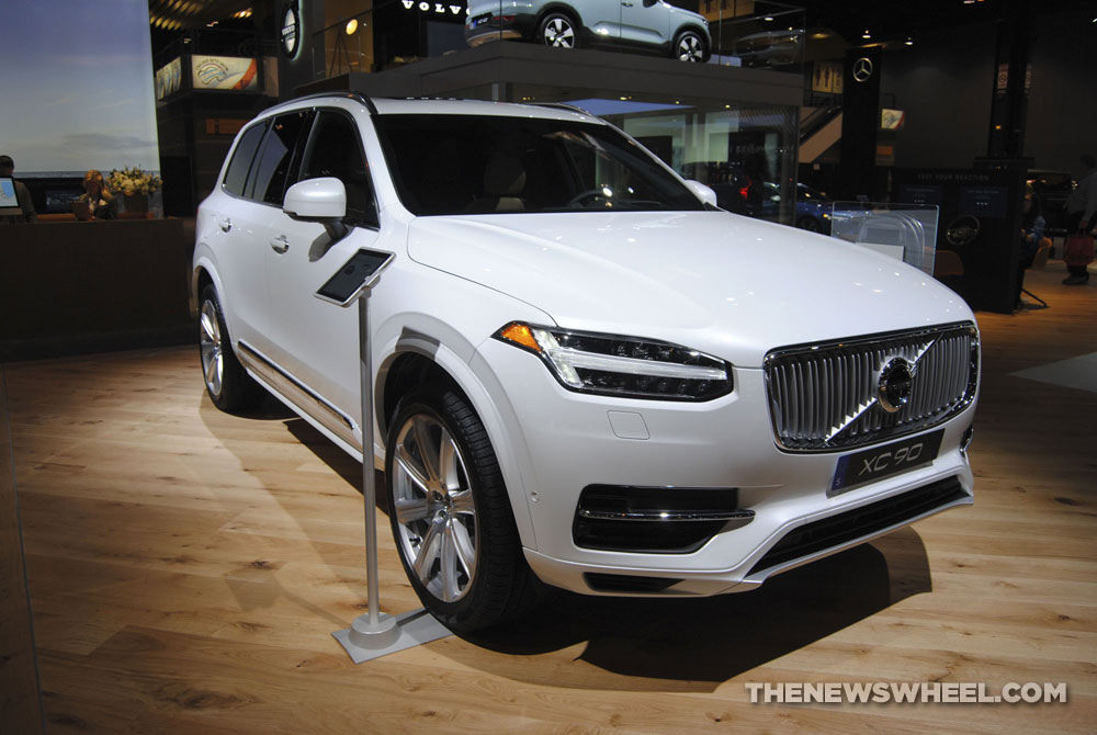 Volvo wins multiple awards for the XC90