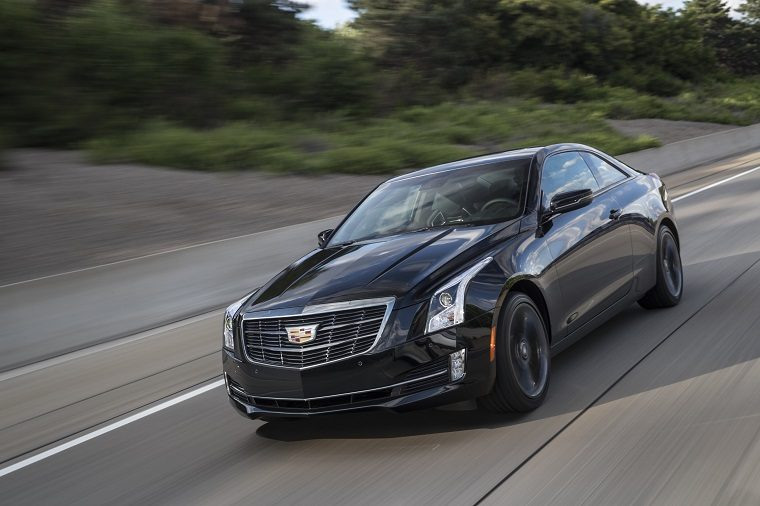 2019 Cadillac ATS Coupe specs and features