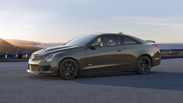 2019 Cadillac Pedestal Edition ATS-V and CTS-V