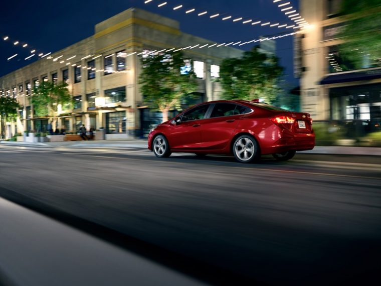 Chevrolet Cruze to continue in South America