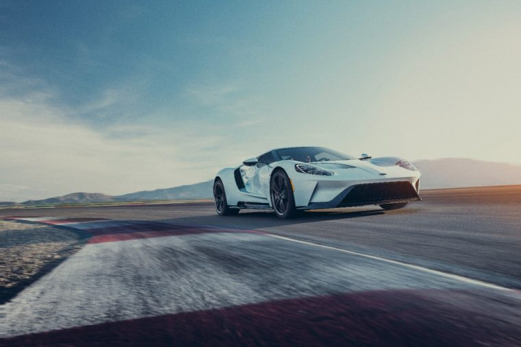 2019 Ford GT   350 more Ford GT supercars to be built