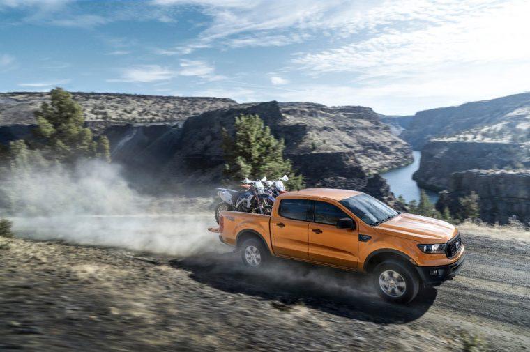 2019 Ford Ranger XL STX SuperCrew