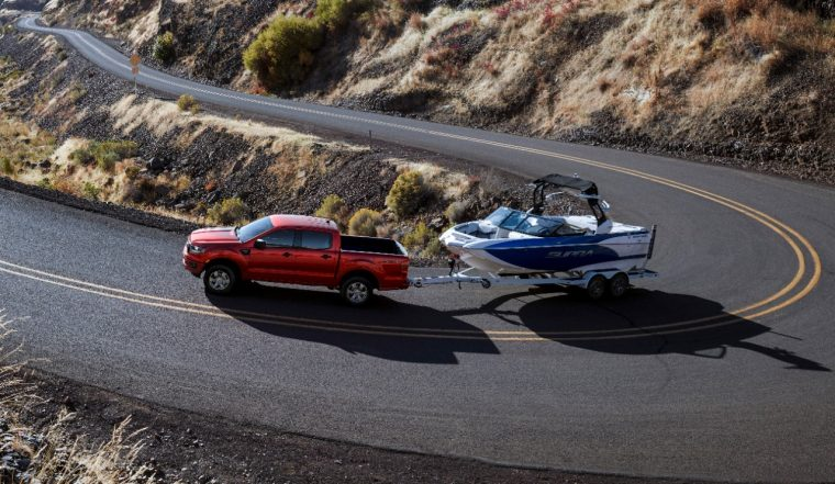 2019 Ford Ranger XLT SuperCrew | 2019 Ford Ranger best-in-class