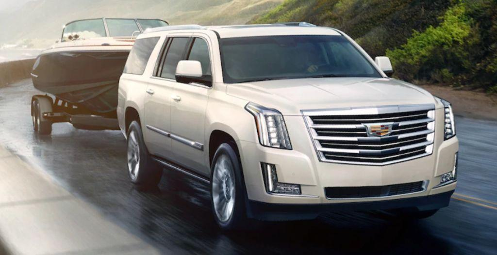 2019 Cadillac Escalade Overview - The News Wheel