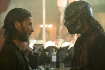 Death Race Beyond Anarchy 2018 Interview with Zach McGowan Frankenstein movie
