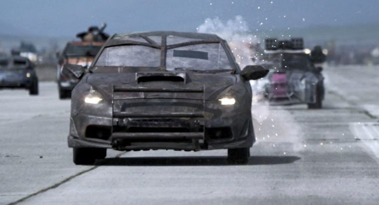 Death Race Beyond Anarchy movie cars drivers Cleopatra Toyota Celica