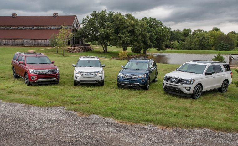 Ford launches four special-edition SUVs at State Fair of Texas