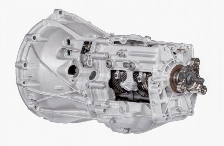 Ford Bronco manual transmission