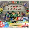 Griddly Headz Racing board game review NASCAR family motorsports tabletop News Wheel