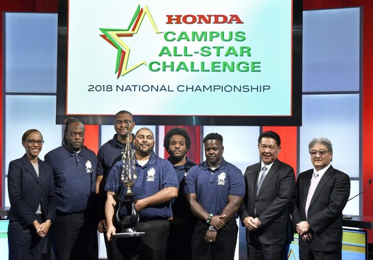 Jackson State University Takes Home Championship Title at 29th