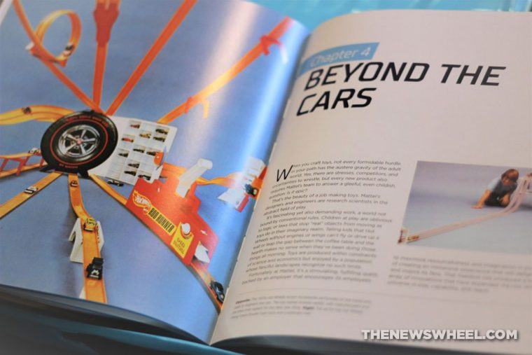 Hot Wheels From 0 to 50 at 1-64 Scale Book Review Kris Palmer Motorbooks die cast toys