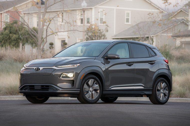 2019 Hyundai Kona Electric pricing and trim levels