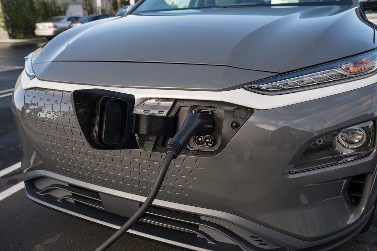 2019 Hyundai Kona Electric compact crossover