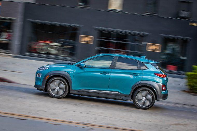Hyundai Kona Electric and Nexo on WardsAuto 10 Best Engines list