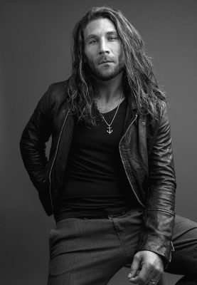 Interview with Zach McGowan actor Death Race Beyond Anarchy headshot 2018
