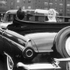 Marilyn Monroe Arthur Miller 1955 Ford Thunderbird