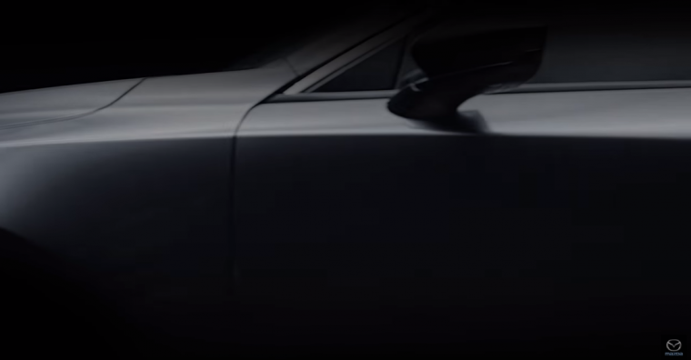 Mazda teaser video 2