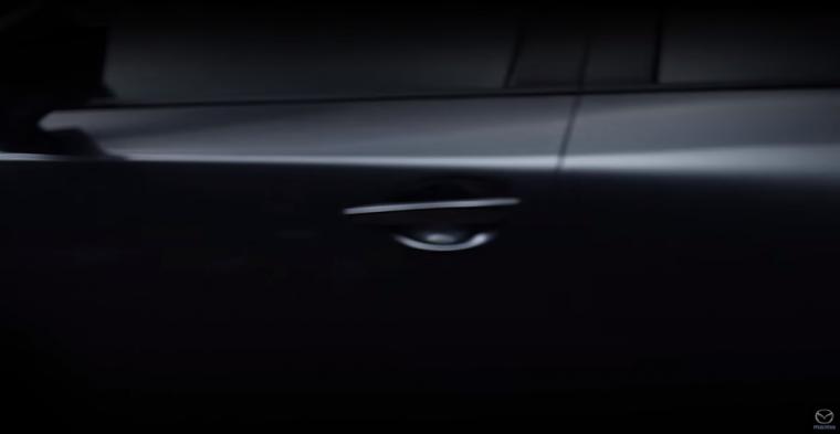 Mazda teaser video 3