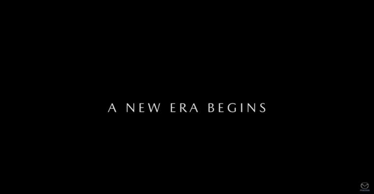 Mazda teaser video 4