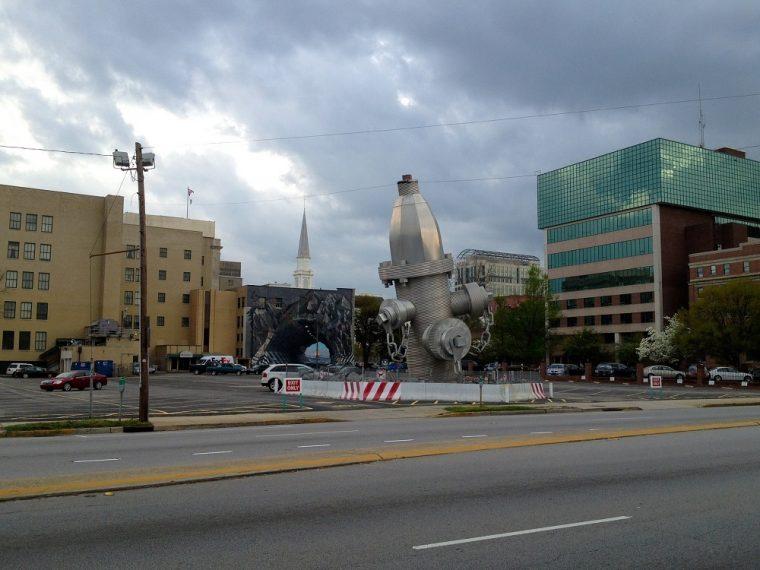 Tunnelvision and Busted Plug Plaza Columbia South Carolina