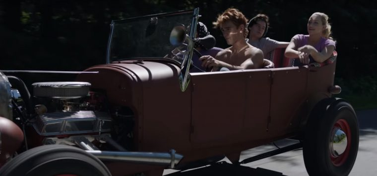 archie andrews riverdale jalopy season 3 trailer
