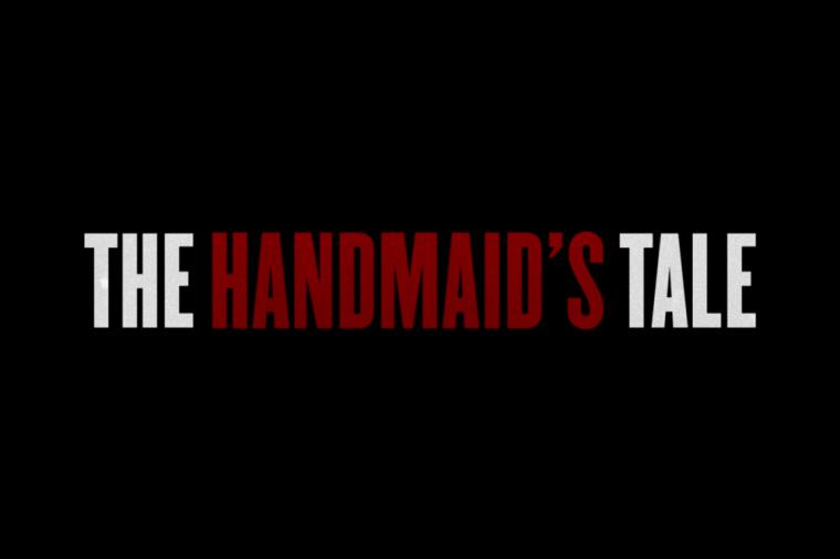 the handmaid's tale title card hulu mgm entertainment
