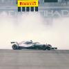 2018 Abu Dhabi GP Donuts