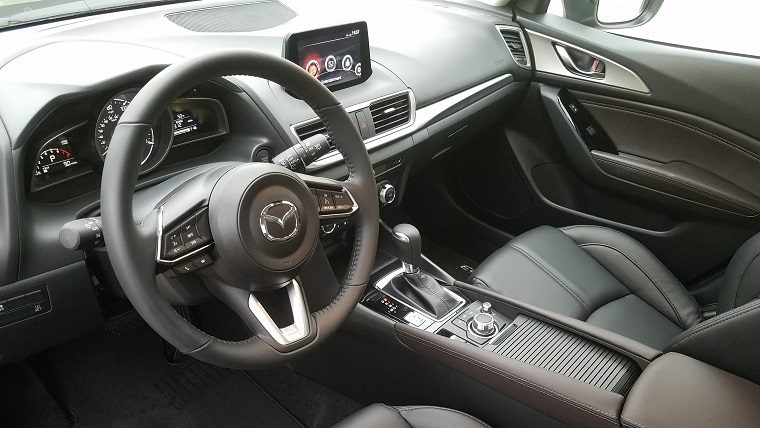2018 Mazda3 Hatchback Touring