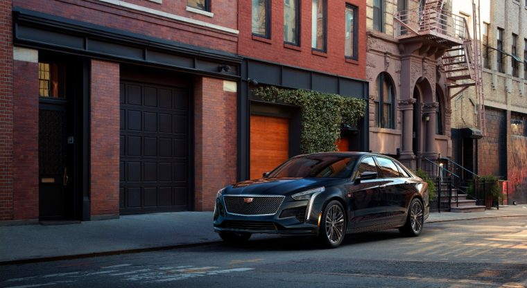 2019 Cadillac CT6 launches in China