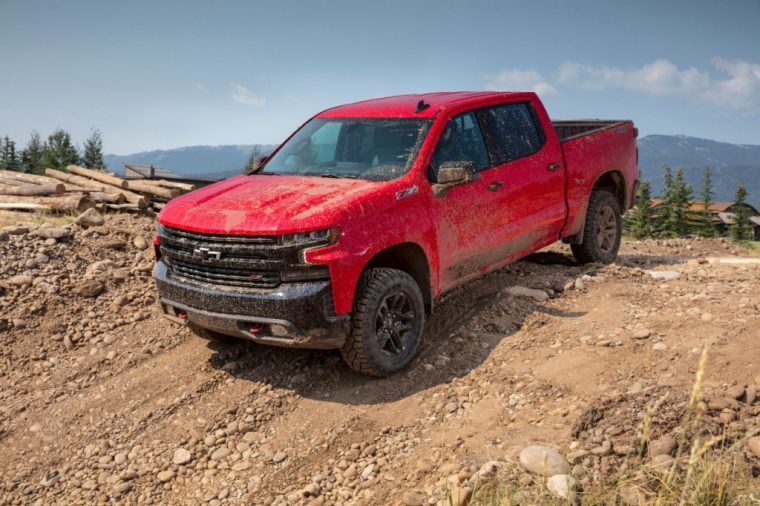 Updates Coming To The 2020 Chevrolet Silverado 1500 The News Wheel