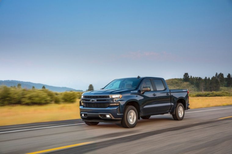 Chevrolet S Top 5 Best Selling Vehicles Of 2018 The News Wheel