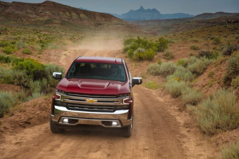 The 2019 Chevy Silverado 1500 Diesel Engine Edges Ford The News Wheel