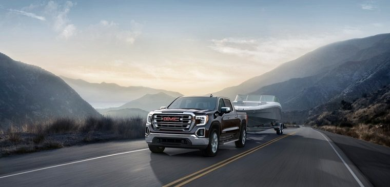 which 2019 gmc models get the best gas mileage